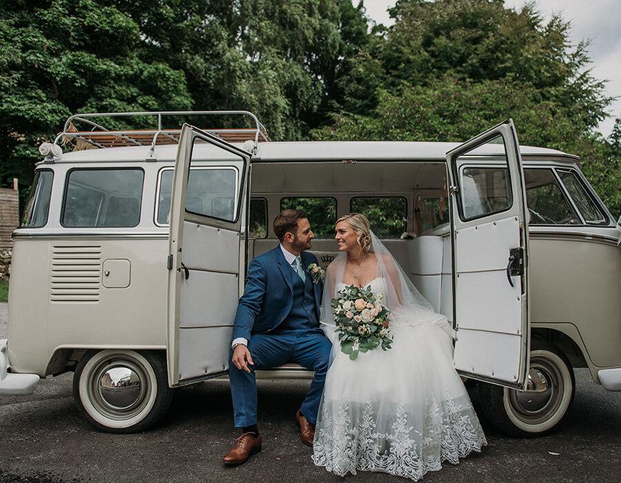 weddings page